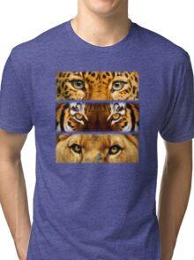 Eyes of Extinction Tri-blend T-Shirt