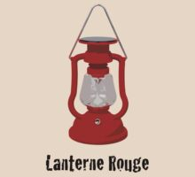 Lanterne Rouge by Milkmaid