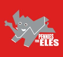 Happy Elephant - Kidz & Big Kidz by pennies4eles