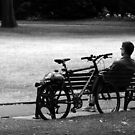 A Rest In the Park by SquarePeg
