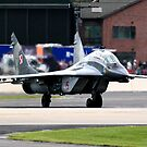Mig 29 ( 1 ) by SWEEPER