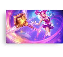 Star Guardian Lux - League of Legends Canvas Print
