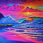 Pink Sunset by jyruff