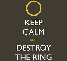 Frodo Keep Calm Unisex T-Shirt