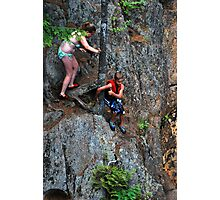 Smalls Falls Leap of Faith #10 Photographic Print