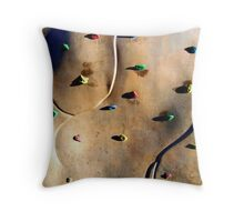Sinuous Throw Pillow