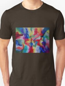 """Euphoria"" original abstract artwork by Laura Tozer Unisex T-Shirt"