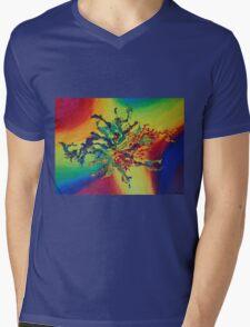 """""""Talisman"""" original abstract artwork Mens V-Neck T-Shirt"""