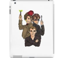 They're the Doctors  iPad Case/Skin