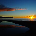 sunrise n sunsets of nz by rina  thompson