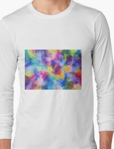 """""""In a Dream No.4"""" original abstract artwork by Laura Tozer Long Sleeve T-Shirt"""