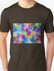 """In a Dream No.4"" original abstract artwork by Laura Tozer Unisex T-Shirt"
