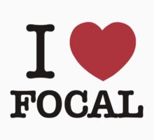 I Love FOCAL by ilvu