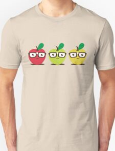 Nerdy Apples Unisex T-Shirt