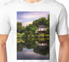 Reflection on the River Unisex T-Shirt