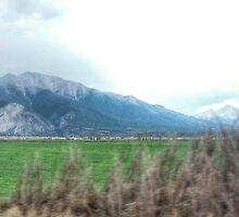 colorado rocky mountain town on the go by 324heathers