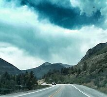A Drive Through The Colorado Rockies by 324heathers
