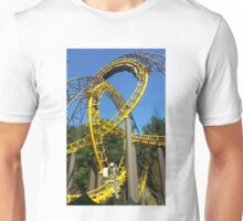 Loch Ness Monster LOOPS Unisex T-Shirt