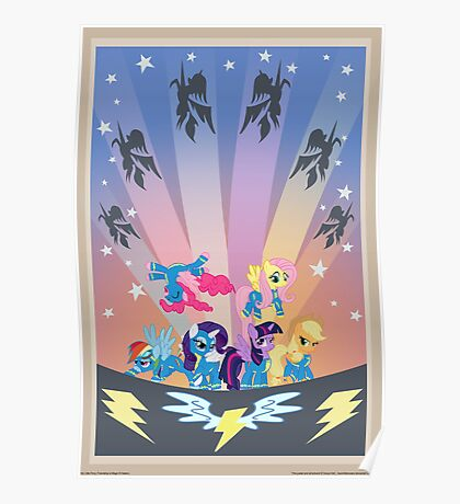 The Mane Event Poster