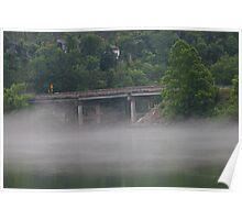 Morning Fogg Poster