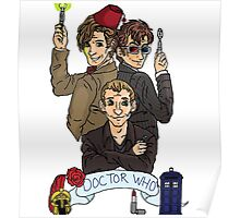 They're the Doctors (with logo) Poster