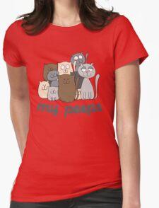 My Peeps Cat Doodle T-Shirt