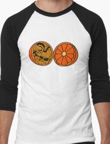 Clockwork Orange (brass) Men's Baseball ¾ T-Shirt