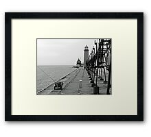 The Beauty of Michigan  Framed Print