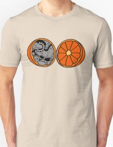 Clockwork Orange (steel) Unisex T-Shirt