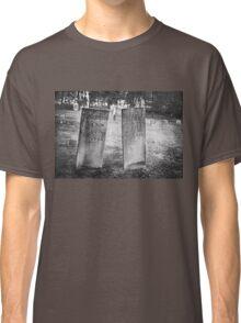 Side by Side Eternal - B/W Classic T-Shirt