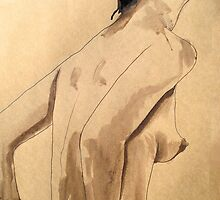 study from behind by Loui  Jover