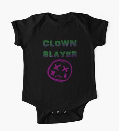 Clown Slayer One Piece - Short Sleeve
