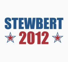 Stewbert 2012 Red/Blue B by LTDesignStudio