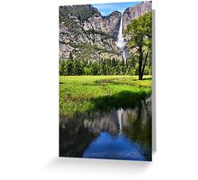 A Valley View Greeting Card