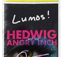 Hedwig Playbill Mix by indialily