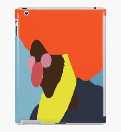 JW Stamp iPad Case/Skin