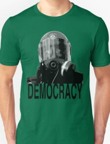 Riot Squad Democracy T-Shirt