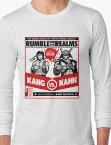 Let's Get Ready to Kombat! Long Sleeve T-Shirt