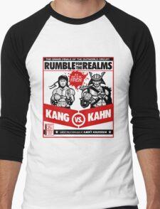 Let's Get Ready to Kombat! Men's Baseball ¾ T-Shirt