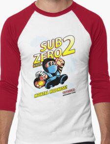 Super SubZero Bros. 2 Men's Baseball ¾ T-Shirt