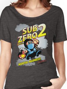 Super SubZero Bros. 2 Women's Relaxed Fit T-Shirt