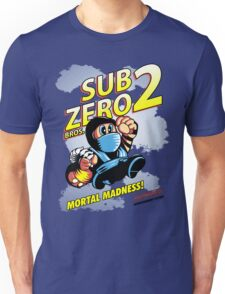 Super SubZero Bros. 2 T-Shirt