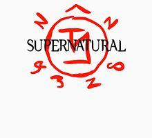 Supernatural Angel Warding Men's Baseball ¾ T-Shirt