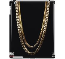 2 Chainz Based on a T.R.U story iPad Case/Skin