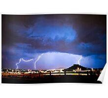 Castle Rock Storm - Castle Rock, CO Poster