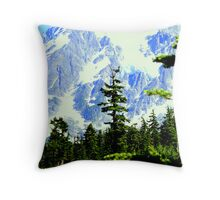 """Spring Majesty"" Throw Pillow"