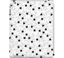 Retro Shapes Pattern iPad Case/Skin