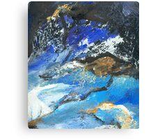 Seaside, - day 15 Canvas Print