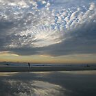 Cloud Reflection by Cathy Martin