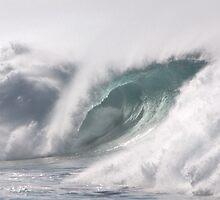 Big Surf Barrels by ruke